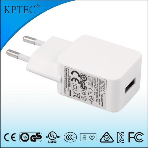 5W 欧规 USB 白色