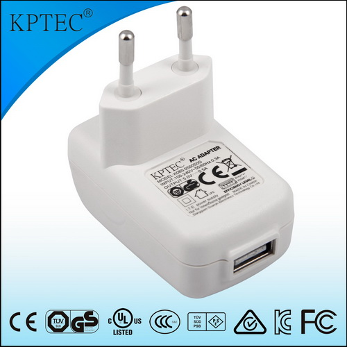 6W欧规 USB白色