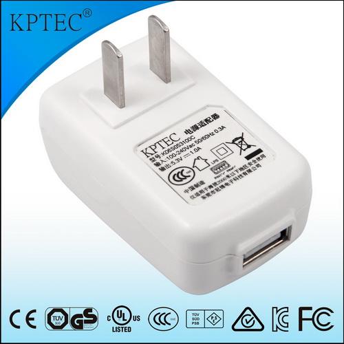 6W中规 USB 白色
